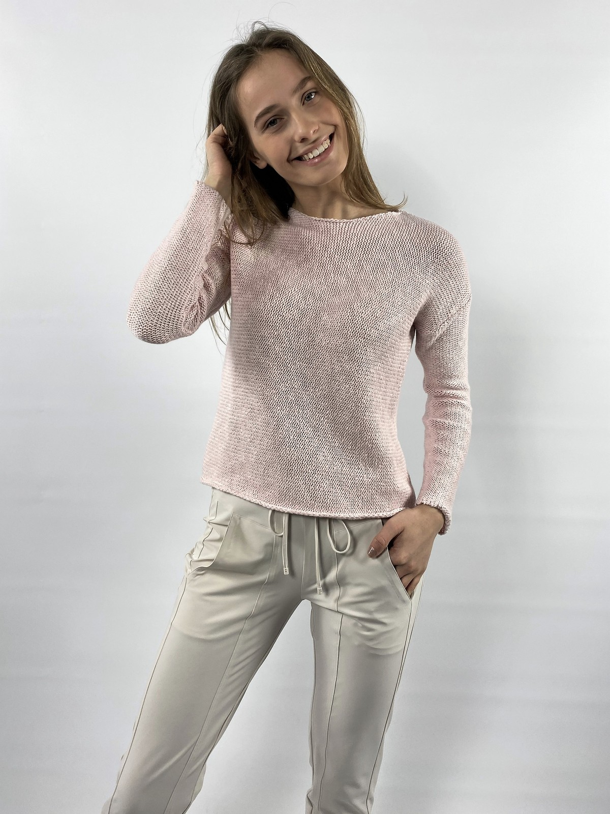 Pull Sweater - A2348 - Anneclaire