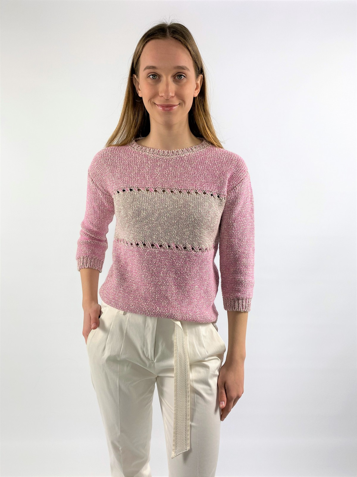 Pull middenpand - A2349   - Anneclaire