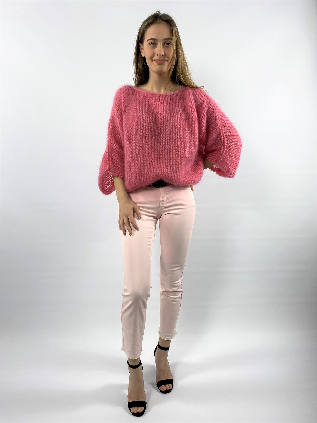 Jeans 7641 Liu pink - Cambio