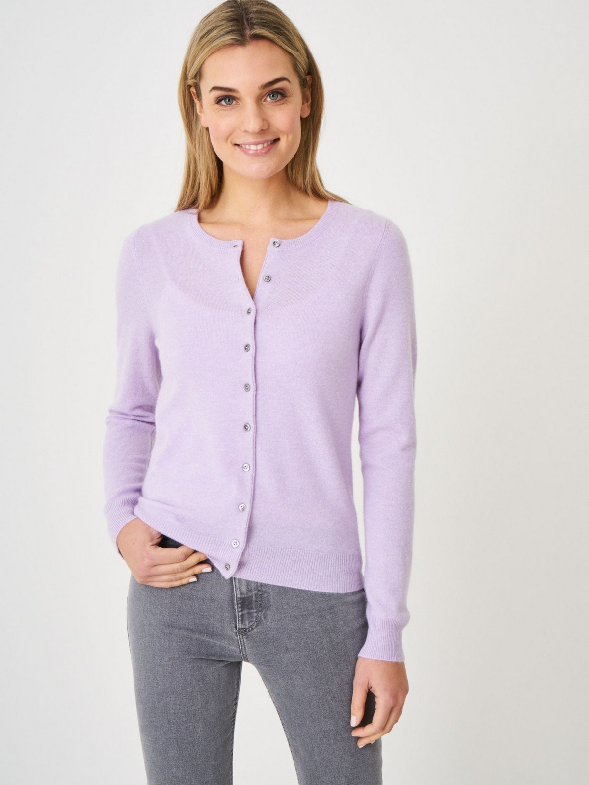 Cardigan cashmere - 100505 - Repeat