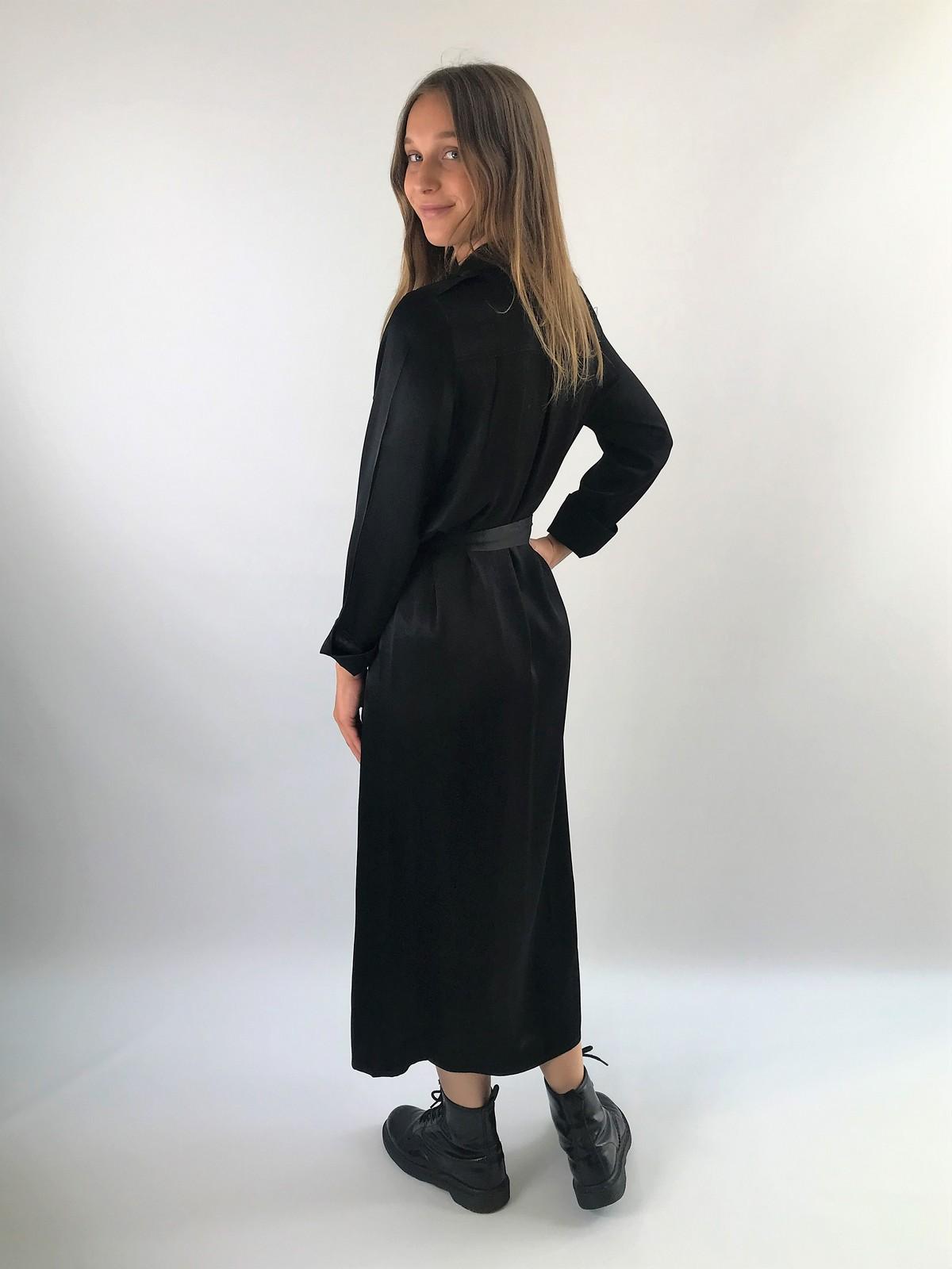 Justeve - Jane Calvin - zwart