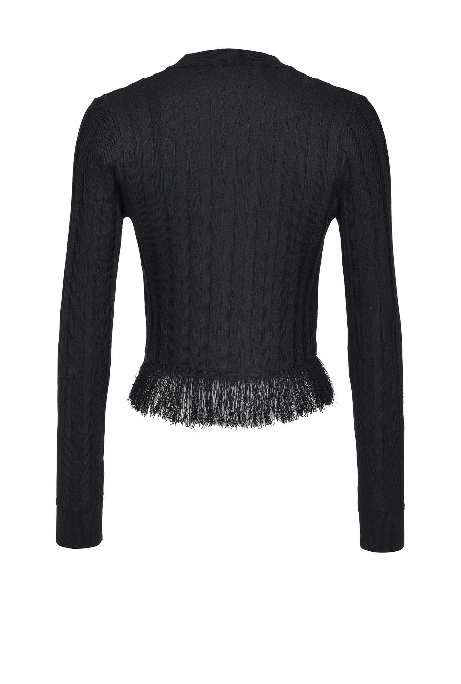 Pinko Vest zwart
